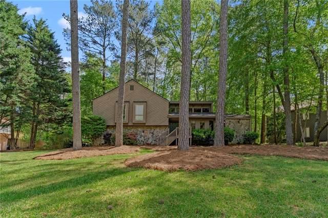 2642 Spencers Trace NE, Marietta, GA 30062 (MLS #6873633) :: Path & Post Real Estate