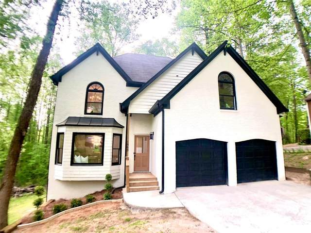 1869 Keith Drive SW, Marietta, GA 30064 (MLS #6873644) :: Path & Post Real Estate