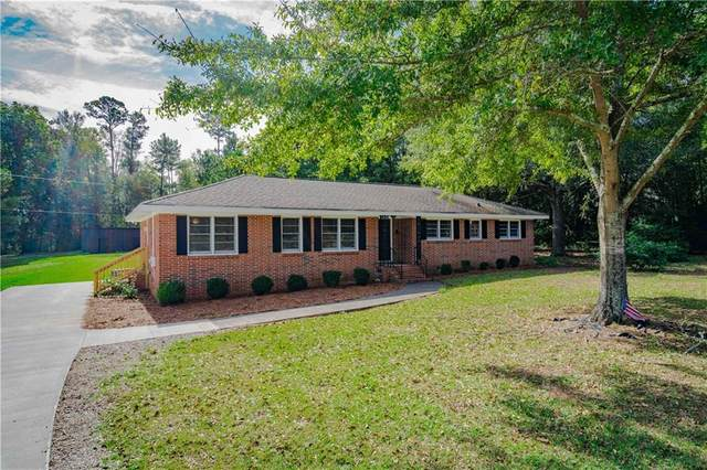2811 Greensboro Road, Madison, GA 30650 (MLS #6873659) :: The Gurley Team