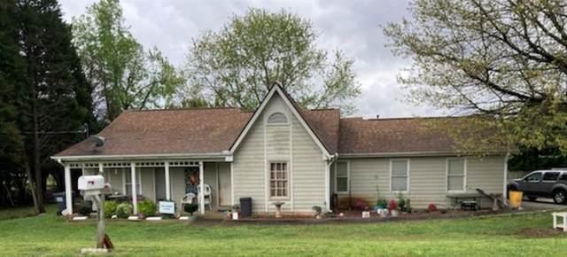 25 Springfield Way, Covington, GA 30016 (MLS #6873664) :: North Atlanta Home Team