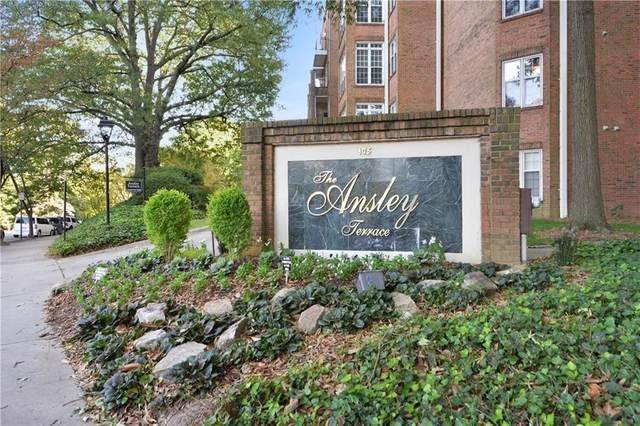 175 15th Street NE #204, Atlanta, GA 30309 (MLS #6873673) :: AlpharettaZen Expert Home Advisors