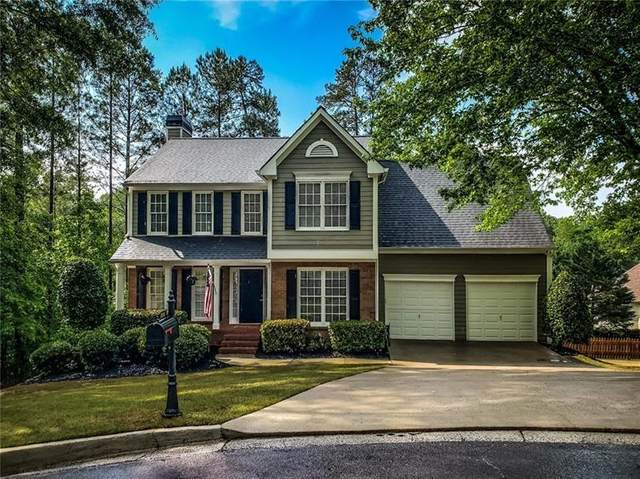 1064 Deer Hollow Drive, Woodstock, GA 30189 (MLS #6873751) :: North Atlanta Home Team
