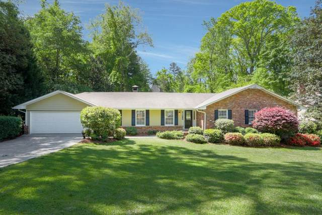 4670 Huntley Drive, Atlanta, GA 30342 (MLS #6873767) :: The Zac Team @ RE/MAX Metro Atlanta