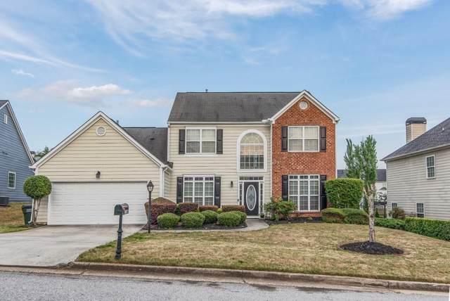 2358 Shady Maple Trail, Loganville, GA 30052 (MLS #6873779) :: Path & Post Real Estate