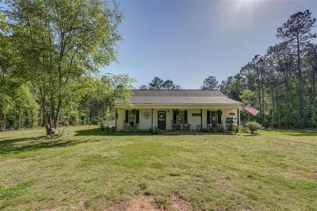 1148 Oconee Forest Road, Monticello, GA 31064 (MLS #6873799) :: North Atlanta Home Team
