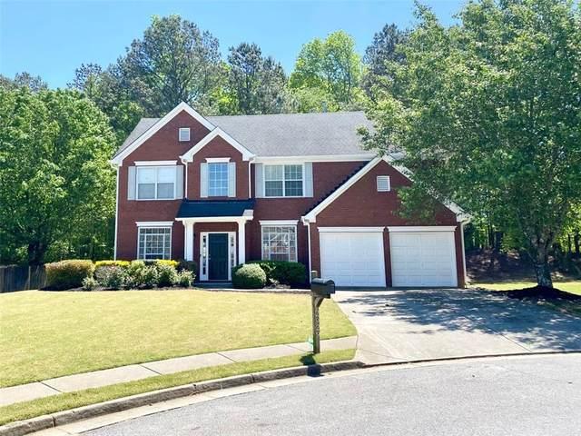 2929 Belfaire Crest Court, Dacula, GA 30019 (MLS #6873908) :: North Atlanta Home Team