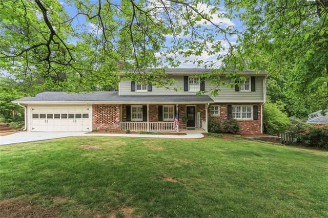 5083 Wickford Way, Atlanta, GA 30338 (MLS #6873912) :: North Atlanta Home Team