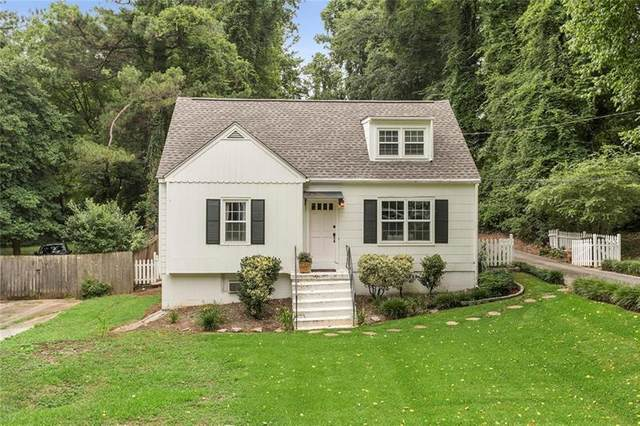 2377 Johnson Ferry Road NE, Atlanta, GA 30341 (MLS #6873932) :: Good Living Real Estate