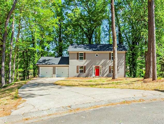 1036 Knotts Pointe Drive, Woodstock, GA 30188 (MLS #6873943) :: North Atlanta Home Team