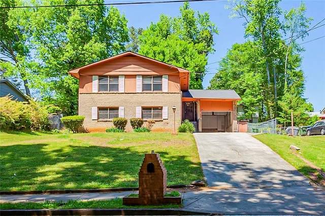 4065 Bakers Ferry Road SW, Atlanta, GA 30331 (MLS #6873979) :: Good Living Real Estate
