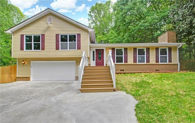 170 White Oak Way, Fayetteville, GA 30214 (MLS #6874028) :: North Atlanta Home Team