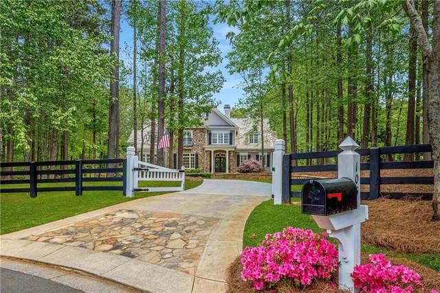 105 Old Barn Court, Milton, GA 30004 (MLS #6874058) :: North Atlanta Home Team