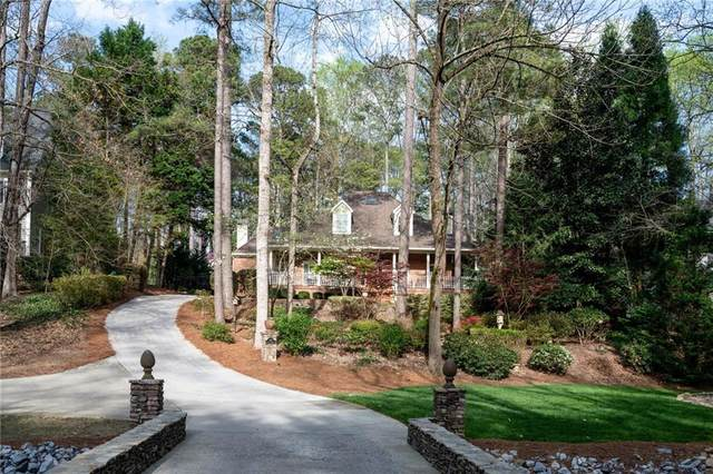 190 Spalding Creek Court, Sandy Springs, GA 30350 (MLS #6874089) :: North Atlanta Home Team