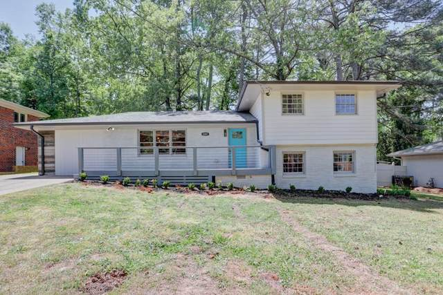 2281 Shamrock Drive, Decatur, GA 30032 (MLS #6874136) :: The Zac Team @ RE/MAX Metro Atlanta