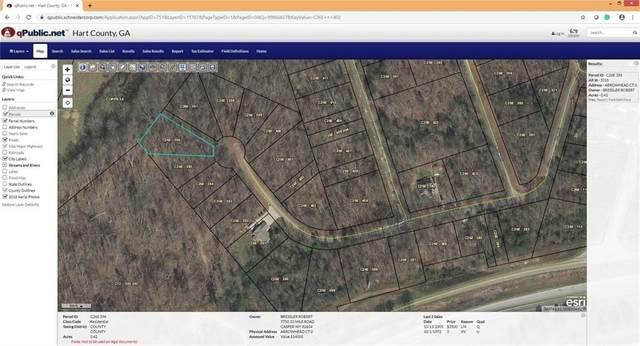 0 Arrowhead Court, Lavonia, GA 30553 (MLS #6874148) :: North Atlanta Home Team
