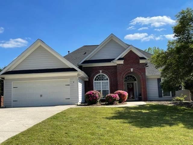 213 Devynwood Lane, Dallas, GA 30157 (MLS #6874155) :: North Atlanta Home Team