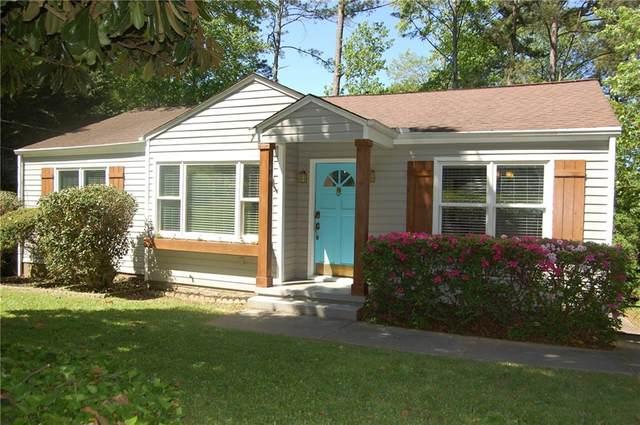 1050 Briar Vista Terrace NE, Atlanta, GA 30324 (MLS #6874176) :: North Atlanta Home Team