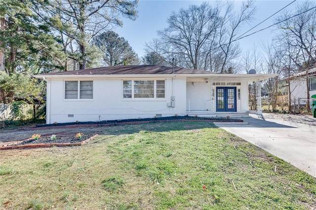 3153 Bobolink Drive, Decatur, GA 30032 (MLS #6874213) :: North Atlanta Home Team