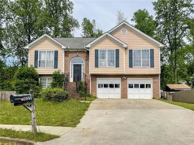 1025 Eagle Pointe Drive, Lawrenceville, GA 30044 (MLS #6874225) :: North Atlanta Home Team