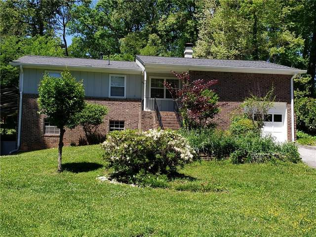 5021 Heather Road SE, Smyrna, GA 30082 (MLS #6874245) :: Kennesaw Life Real Estate