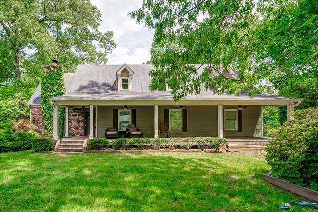 411 Robin Lane SE, Marietta, GA 30067 (MLS #6874254) :: North Atlanta Home Team