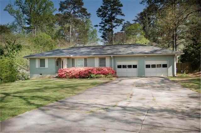 1385 Berkeley Lane NE, Atlanta, GA 30329 (MLS #6874285) :: Path & Post Real Estate