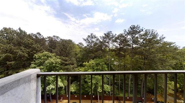 300 Johnson Ferry Road NE A615, Sandy Springs, GA 30328 (MLS #6874290) :: North Atlanta Home Team