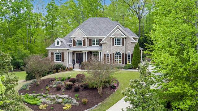 14121 Triple Crown Drive, Alpharetta, GA 30004 (MLS #6874291) :: Maria Sims Group