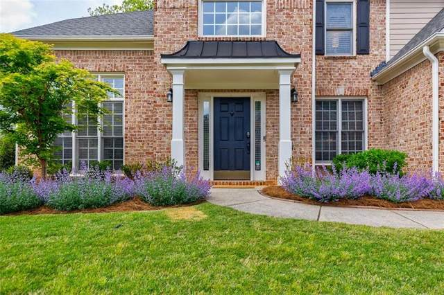 4566 Madison Place Lane, Dunwoody, GA 30360 (MLS #6874292) :: North Atlanta Home Team