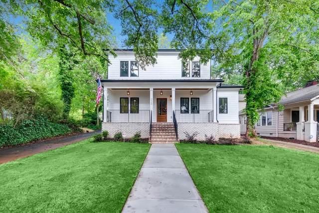 229 3rd Avenue SE, Atlanta, GA 30317 (MLS #6874295) :: 515 Life Real Estate Company