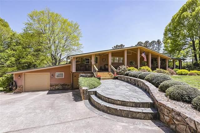 528 Chestatee Circle, Dawsonville, GA 30534 (MLS #6874334) :: North Atlanta Home Team