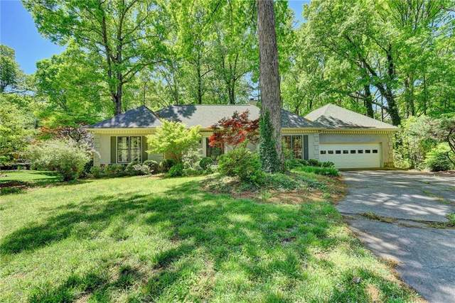 3612 Farmington Lane, Peachtree Corners, GA 30096 (MLS #6874361) :: North Atlanta Home Team