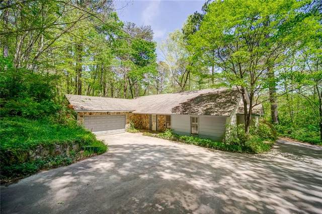 224 Refuge Hill Road, Jasper, GA 30143 (MLS #6874376) :: North Atlanta Home Team