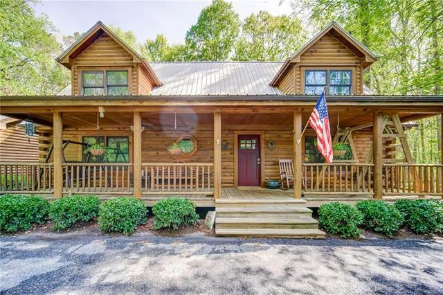467 Blacks Mill Rd, Dawsonville, GA 30534 (MLS #6874382) :: The Gurley Team