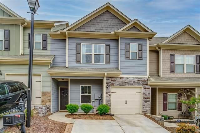 859 Ash Street, Canton, GA 30114 (MLS #6874397) :: Path & Post Real Estate