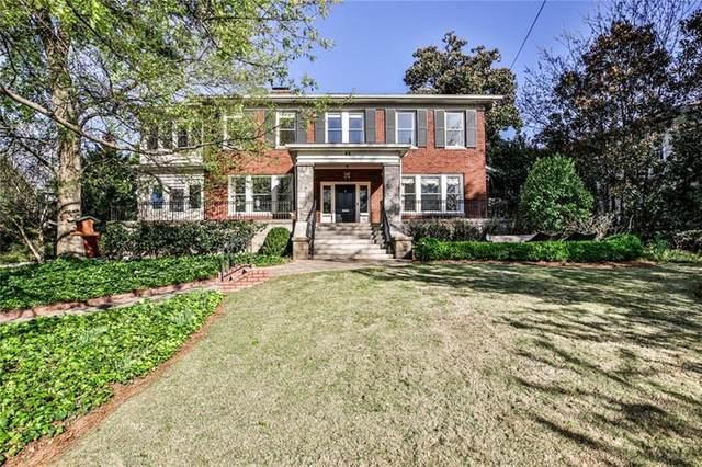 85 Peachtree Circle NE, Atlanta, GA 30309 (MLS #6874398) :: North Atlanta Home Team
