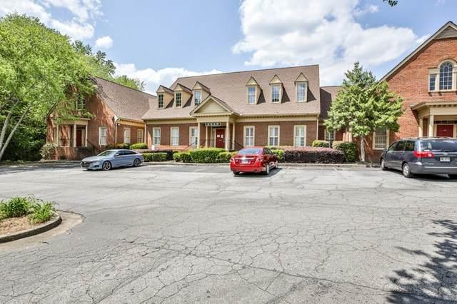3885 Holcomb Bridge Road, Peachtree Corners, GA 30092 (MLS #6874403) :: AlpharettaZen Expert Home Advisors