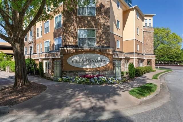 10 Perimeter Boulevard #3208, Brookhaven, GA 30319 (MLS #6874414) :: Good Living Real Estate