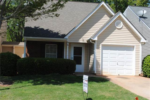 75 Lakeside Circle, Covington, GA 30016 (MLS #6874417) :: North Atlanta Home Team