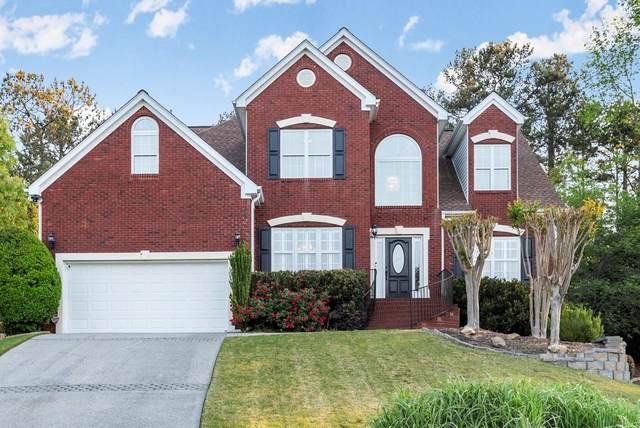 1887 Richmond Hill Drive, Lawrenceville, GA 30043 (MLS #6874431) :: Path & Post Real Estate
