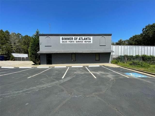 746 NW Winder Industrial Parkway, Winder, GA 30680 (MLS #6874503) :: RE/MAX Prestige
