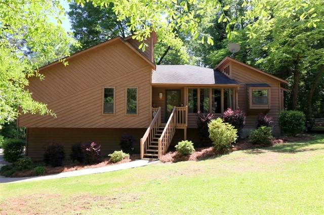268 Rustic Ridge Drive NE, Kennesaw, GA 30144 (MLS #6874533) :: North Atlanta Home Team