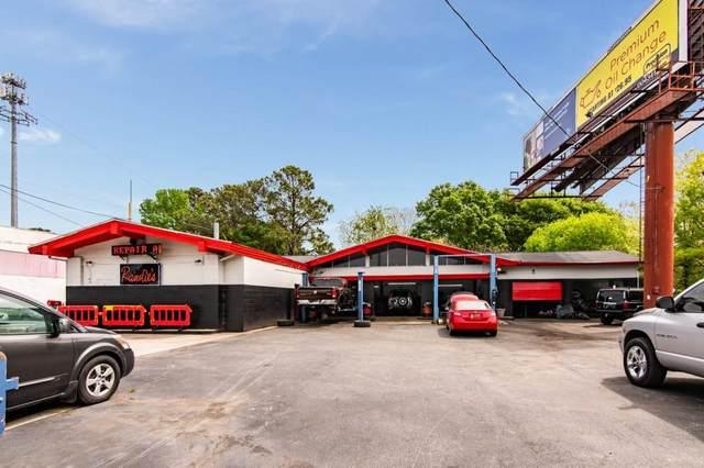 4344 Chamblee Tucker Road, Tucker, GA 30084 (MLS #6874543) :: AlpharettaZen Expert Home Advisors