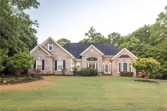 1018 Justin Circle, Social Circle, GA 30025 (MLS #6874554) :: North Atlanta Home Team