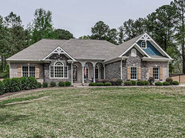 930 Liberty Hill Road, Canton, GA 30115 (MLS #6874555) :: The Hinsons - Mike Hinson & Harriet Hinson