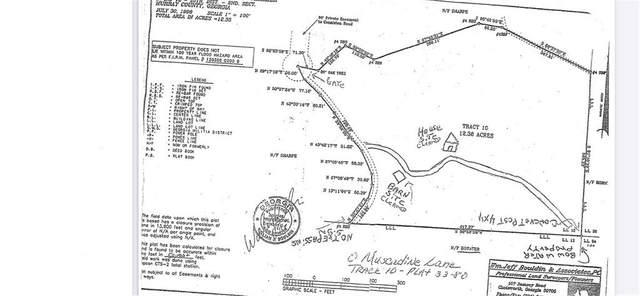 0 Muscadine Lane, Chatsworth, GA 30705 (MLS #6874574) :: Lucido Global