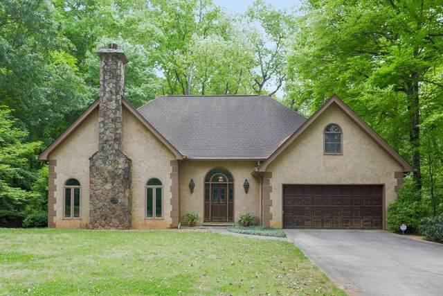 4680 Bush Road, Peachtree Corners, GA 30096 (MLS #6874575) :: North Atlanta Home Team