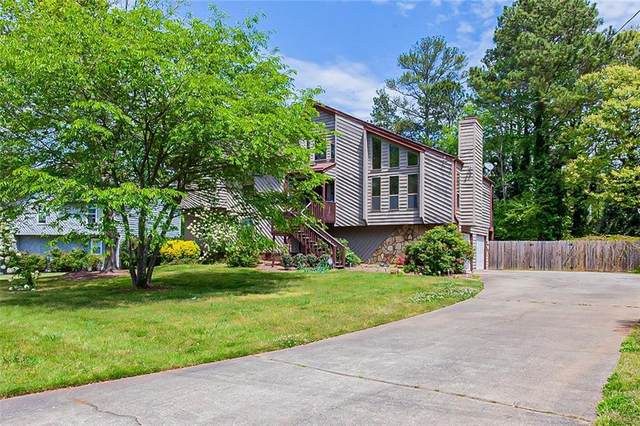 4524 Blackwater Trail, Marietta, GA 30066 (MLS #6874580) :: North Atlanta Home Team