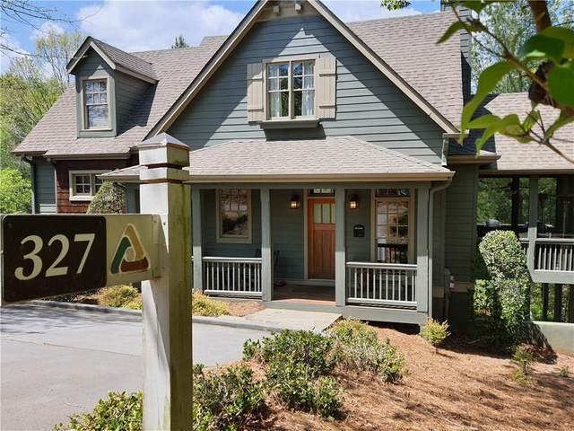 327 Laurel Ridge Trail, Big Canoe, GA 30143 (MLS #6874581) :: The Hinsons - Mike Hinson & Harriet Hinson