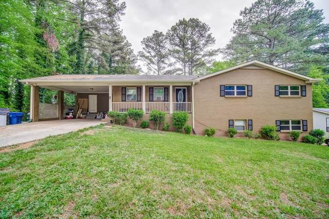 1135 Apollo Drive SW, Atlanta, GA 30331 (MLS #6874589) :: North Atlanta Home Team